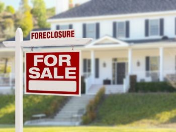 Home foreclosure bankruptcy